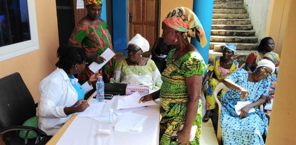 Oyarifa residents get free medical screening